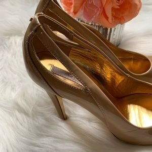 Ted Baker London Shoes - Ted Baker nude heels